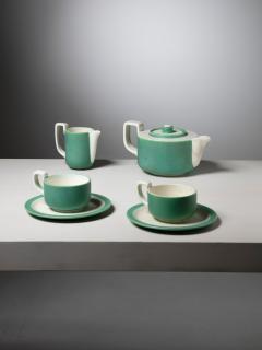 Giovanni Gariboldi Tea Set By Giovanni Gariboldi for Richard Ginori San Cristoforo - 1236872