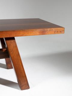 Giovanni Michelucci Torbecchia Wood Bench by Giovanni Michelucci for Poltronova - 1574847