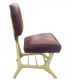 Giulio Minoletti Giulio Minoletti and Gio Ponti Chairs Six Available - 1499574