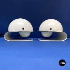 Giuseppe Cormio Bugia table lamps by Giuseppe Cormio for Guzzini 1970s - 1968495