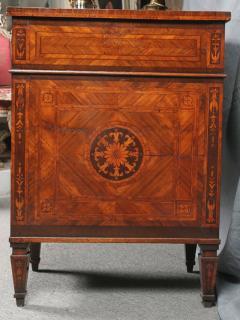 Giuseppe Maggiolini Very Rare 18th Century Maggiolini Desk - 307145