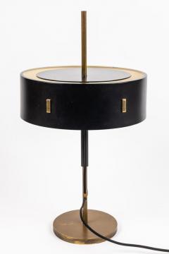 Giuseppe Ostuni Pair of 1950s Giuseppe Ostuni 243 Table Lamps for O Luce - 1105548