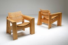 Giuseppe Rivadossi Pair of Rivadossi Armchairs Italy 1980s - 1585466