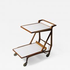 Giuseppe Scapinelli Mid Century Modern Cavi na Tea Cart by Giuseppe Scapinelli Brazil 1950s - 1401066