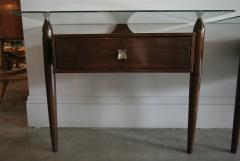 Giuseppe Scapinelli Pair of 1960s Nightstands by Giuseppe Scapinelli - 461632