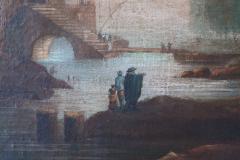 Giuseppe Zais ITALIAN LANDSCAPE IN THE MANNER OF GIUSEPPE ZAIS Circa 1790 - 692541