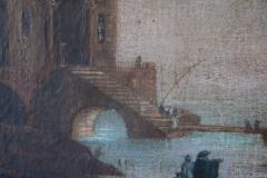 Giuseppe Zais ITALIAN LANDSCAPE IN THE MANNER OF GIUSEPPE ZAIS Circa 1790 - 692542