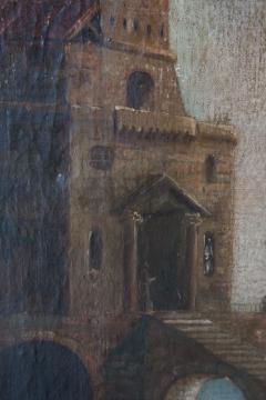 Giuseppe Zais ITALIAN LANDSCAPE IN THE MANNER OF GIUSEPPE ZAIS Circa 1790 - 692547
