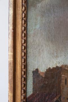 Giuseppe Zais ITALIAN LANDSCAPE IN THE MANNER OF GIUSEPPE ZAIS Circa 1790 - 692548