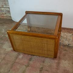 Glass Top End Table - 1101700