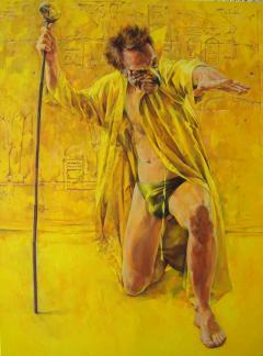 Glenn Ibbitson Horus The Magician - 1964100