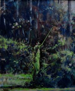 Glenn Ibbitson The Green Man - 1641254