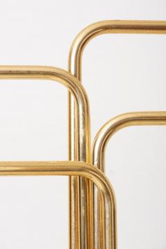 Goffredo Reggiani Adjustable Floor Lamp by Goffredo Reggiani in Brass Italy 1970s - 1033897