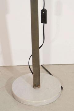 Goffredo Reggiani Goffredo Reggiani Copper and Perspex Floor Lamp with Marble Base - 809428