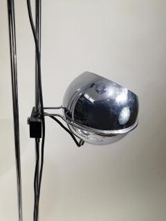Goffredo Reggiani Goffredo Reggiani Eyeball Triple Light Floor Lamp circa 1970 - 1876317