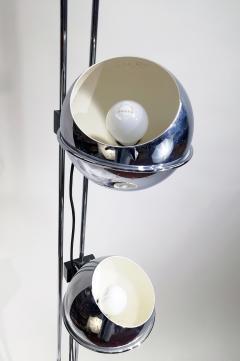 Goffredo Reggiani Goffredo Reggiani Eyeball Triple Light Floor Lamp circa 1970 - 1876318