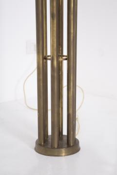 Goffredo Reggiani Rare Floor Lamp in Brass prod Goffredo Reggiani 1960s - 2077219