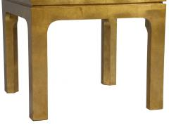 Gold Gilt End Table - 2136466