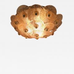 Golden Crystal Ceiling Light Small Model - 1091631