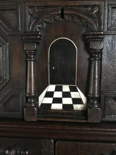 Good Flemish 17th Century Cabinet - 1382229
