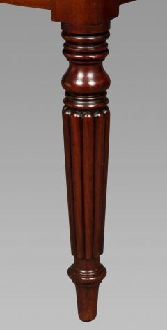 Good Pair Regency Mahogany Hall Chairs - 993822