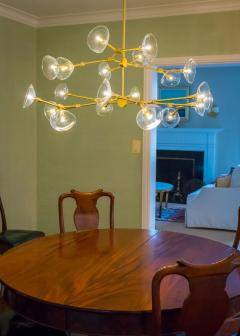 Gordon Auchincloss The Olivia 20 chandelier An adjustable dimmable LED fixture  - 1975128