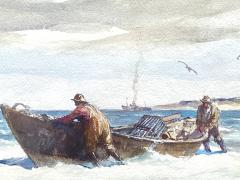 Gordon Hope Grant The Lobstermen  - 1662454