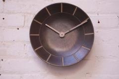 Gordon Jane Martz Gordon and Jane Martz for Marshall Studios Stoneware Wall Clock - 1371651