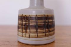 Gordon Martz Stoneware Table Lamp Gordon Martz Marshall Studios Inc n 105 Brown White - 563906