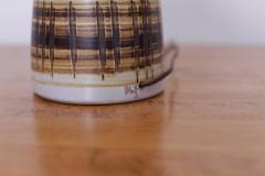 Gordon Martz Stoneware Table Lamp Gordon Martz Marshall Studios Inc n 105 Brown White - 563907