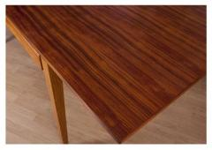 Gordon Russell GORDON RUSSELL TULIP WOOD DINING TABLE AND SIX CHAIRS - 1921498