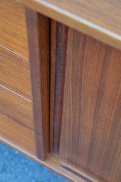 Gorgeous Teak 2 Slider Sideboard w Left Bank Of Drawers - 2133701