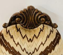 Gothic Renaissance Style Oak Side Chair a Pair - 1639928