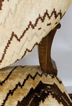 Gothic Renaissance Style Oak Side Chair a Pair - 1639934