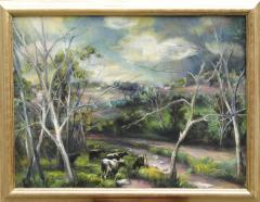 Grace Gemberling Keast Oil on Canvas Landscape by Grace Gemberling Keast - 83002