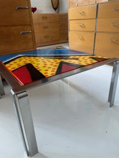 Graffiti side table - 2067697