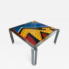 Graffiti side table - 2119651