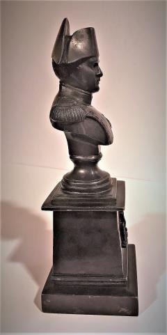 Grand Tour Bronze Bust of Napoleon Circa 1860 France - 2075180