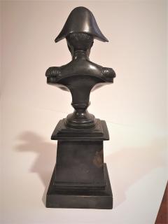 Grand Tour Bronze Bust of Napoleon Circa 1860 France - 2075181