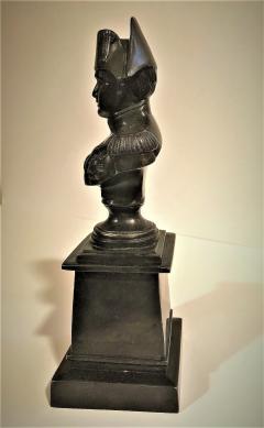 Grand Tour Bronze Bust of Napoleon Circa 1860 France - 2075182