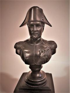 Grand Tour Bronze Bust of Napoleon Circa 1860 France - 2075186