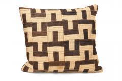 Graphic Kuba Cloth Cushions - 1390719