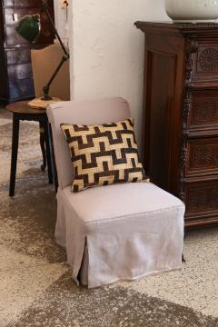 Graphic Kuba Cloth Cushions - 1390724