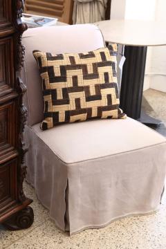 Graphic Kuba Cloth Cushions - 1390725