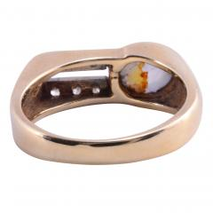 Gray Star Sapphire Diamond Ring - 2080720