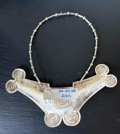 Graziella Laffi Sterling Silver Necklace with Large Pendant Graziella Laffi - 2036864