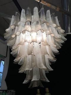 Great Pair of Chandeliers in Precious Murano Glass - 634393