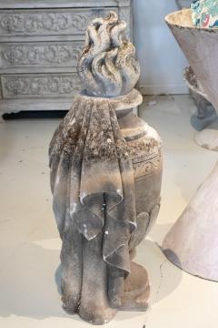 Greek Style Garden Urn - 1615703