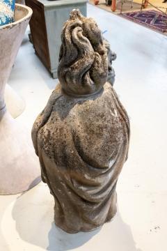 Greek Style Garden Urn - 1615704