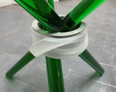 Green Murano Glass Side Table - 1954080